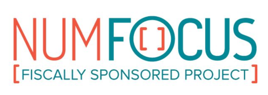 NumFOCUS fiscally sponsored project